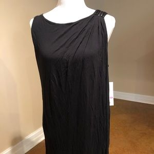 Brand new! Liz Lange XL black maternity tank top